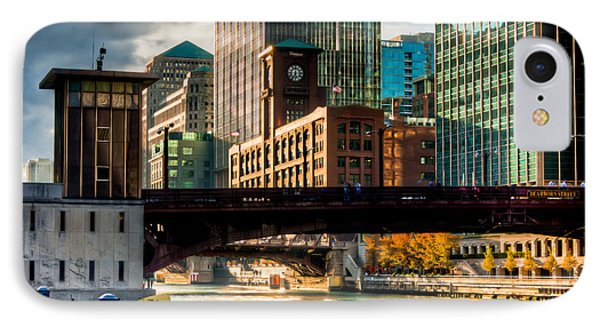 Dearborn Bridge IPhone Case