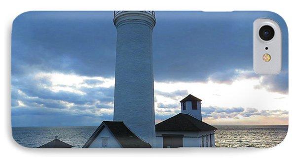 December Light, Tibbetts Point  IPhone Case