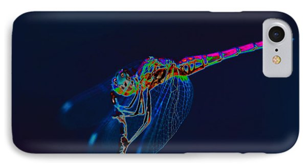 Deep Ocean Dragon IPhone Case