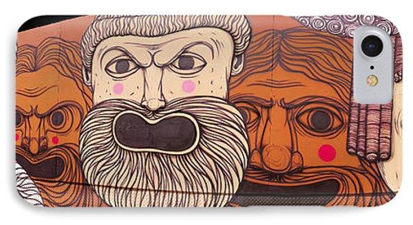 Defiant Graffitti IPhone Case