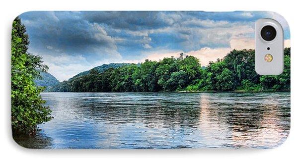 Delaware River IPhone Case