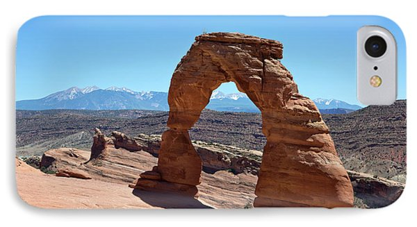 Delicate Arch Arches National Park IPhone Case