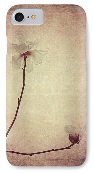 Delicate - Magnolia IPhone Case