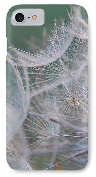 Delicate Seeds IPhone Case