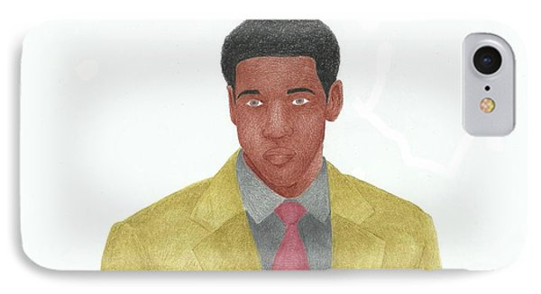 Denzel Washington IPhone Case