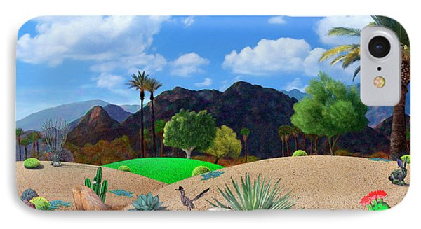 Desert iPhone 8 Case - Desert Splendor by Snake Jagger