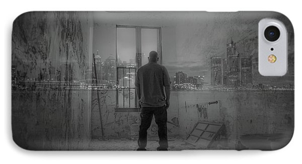 Detroit Urbex  IPhone Case