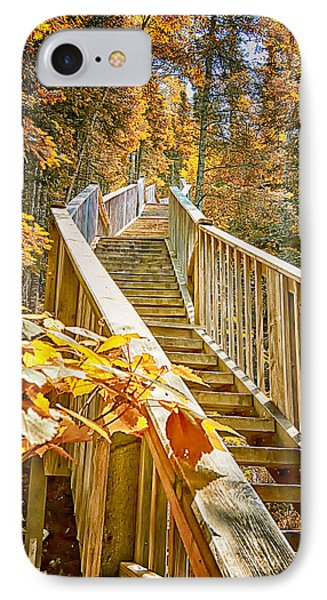 Devil's Kettle Stairway IPhone Case