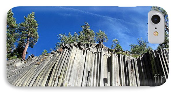 Devils Postpile National Monument IPhone Case