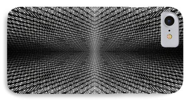 Digital Divide Vortex IPhone Case