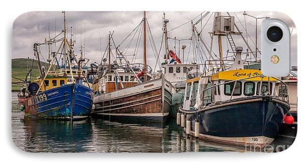 Dingle Harbour IPhone Case
