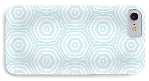 Wood iPhone 8 Case - Dip In The Pool -  Pattern Art By Linda Woods by Linda Woods