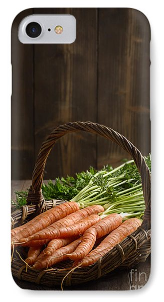 Dirty Carrots IPhone Case