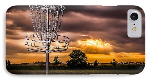 Disc Golf Anyone? IPhone Case