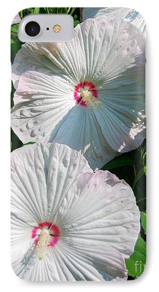 Dish Flower IPhone Case