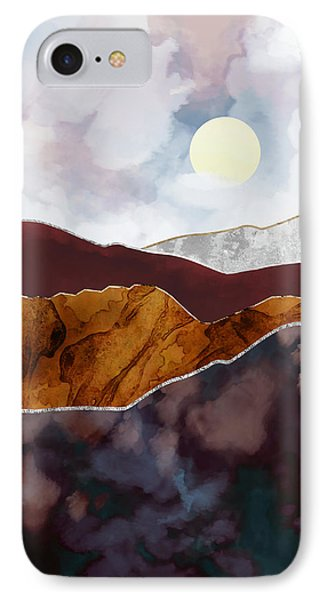 Landscapes iPhone 8 Case - Distant Light by Katherine Smit