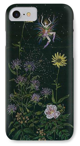 Ditchweed Fairy Wild Rose IPhone Case