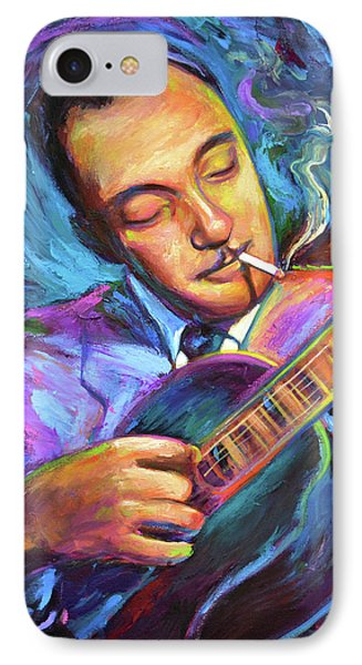 Django Reinhardt  IPhone Case