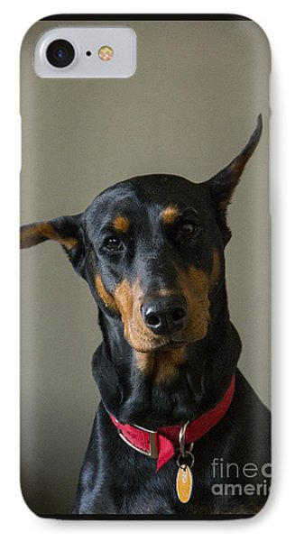 Dobie IPhone Case