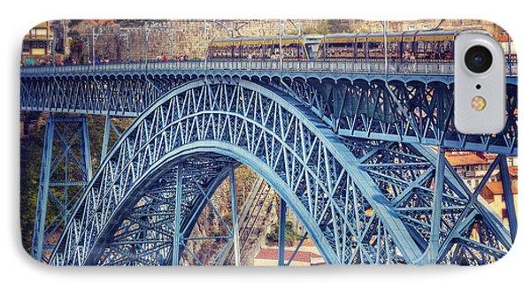 Dom Luis Bridge Porto  IPhone Case