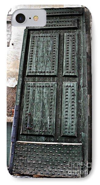 Door To The Roman Gateway IPhone Case