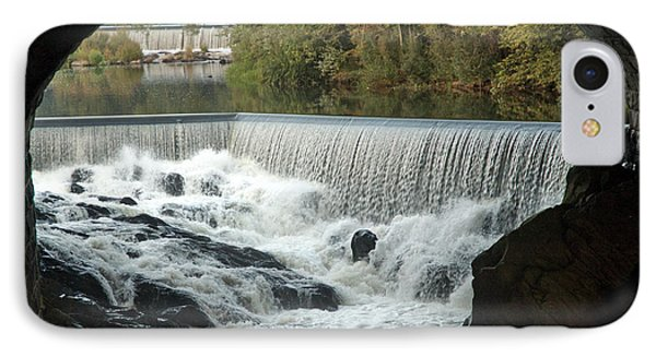 Double Falls IPhone Case