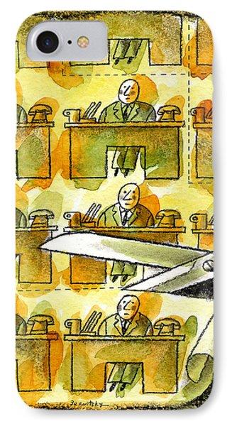 Downsizing IPhone Case