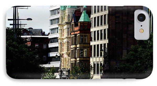 Downtown Belfast IPhone Case