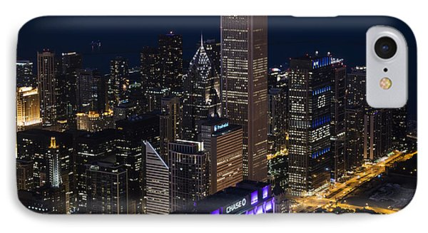 Downtown Chicago IPhone Case