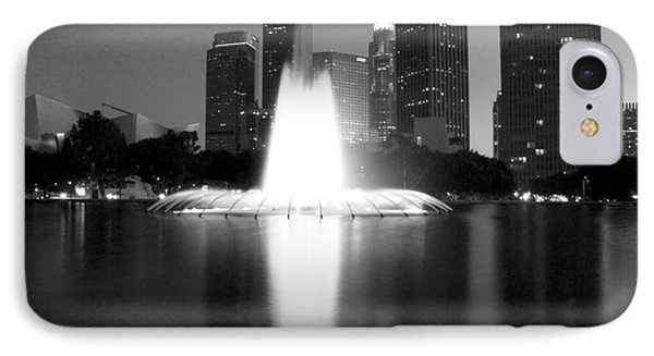 Downtown Los Angeles 25 IPhone Case