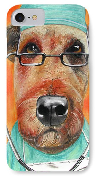 Dr. Dog IPhone Case