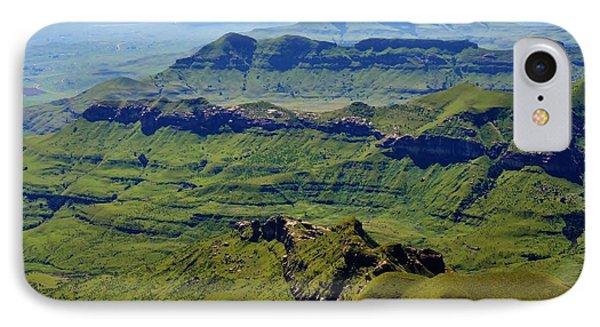 Drakensberg Mountains IPhone Case