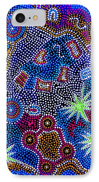 Dreaming 1 IPhone Case