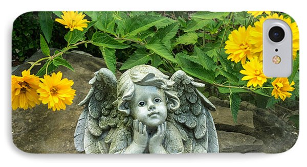 Dreaming Angel IPhone Case