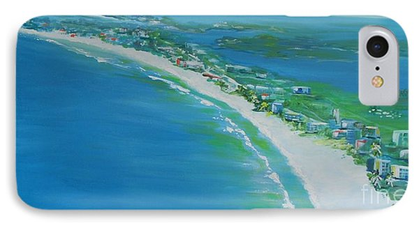 Dreaming Of Siesta Key IPhone Case