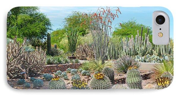 Dreamy Desert Cactus IPhone Case