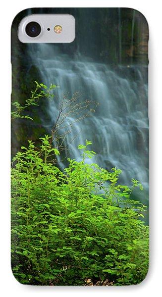 Dreamy Waterfalls IPhone Case