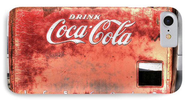 Drink Ice Cold Coca Cola IPhone Case