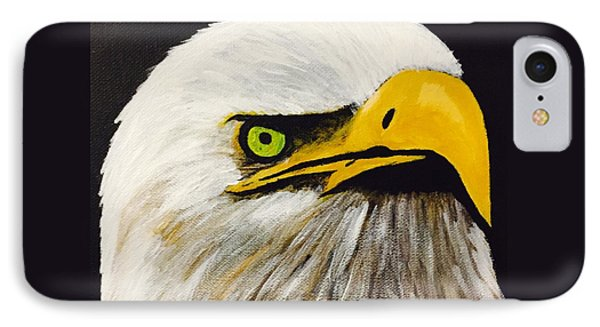 Eagle Eye IPhone Case