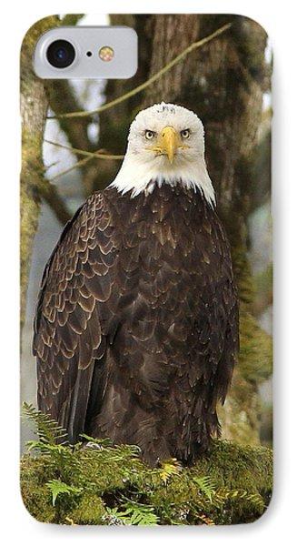 Eagle Eyes IPhone Case