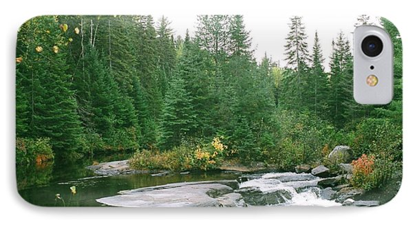 Early Autumn On The Madawaska River IPhone Case