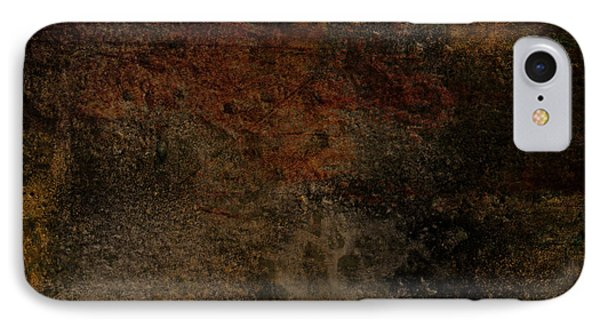 Earth Texture 1 IPhone Case