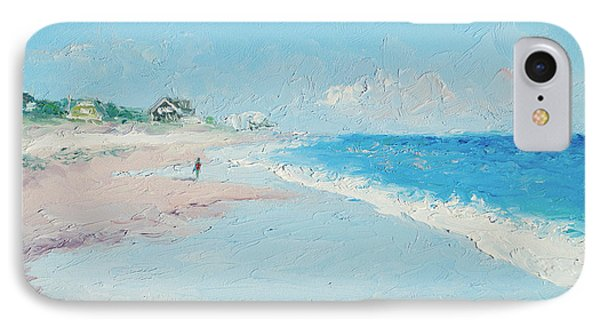 East Hampton Beach IPhone Case
