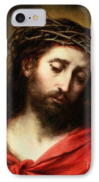 Ecce Homo, Or Suffering Christ IPhone Case
