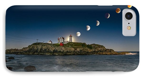 Eclipsing The Nubble IPhone Case
