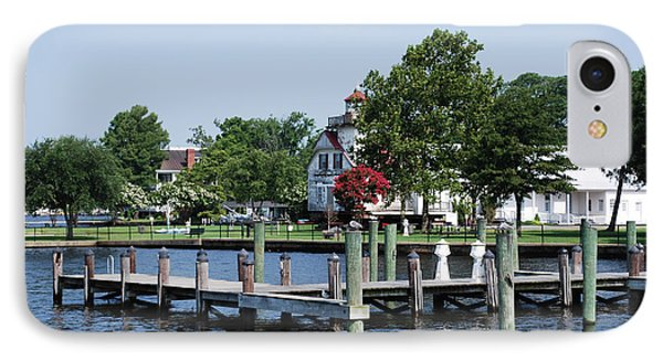 Edenton Waterfront IPhone Case