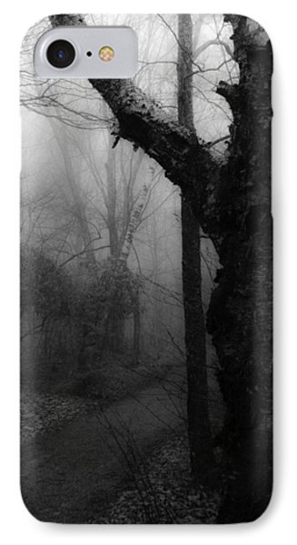 Eerie Stillness IPhone Case