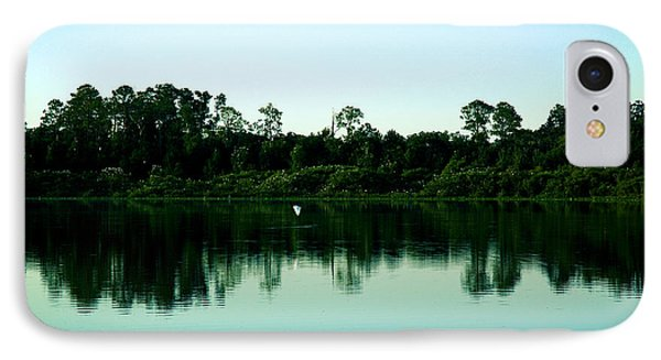 Egret And Rookery IPhone Case