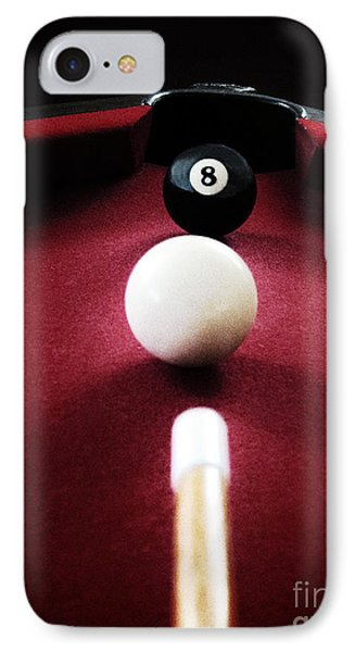 Eight Ball IPhone Case
