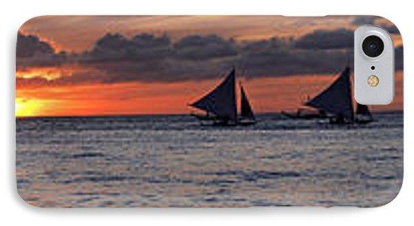 Eight Sailer IPhone Case